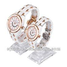Italy Brand Prosver Dani Ceramic Stylish Diamond Watches Paypal Brand Logos