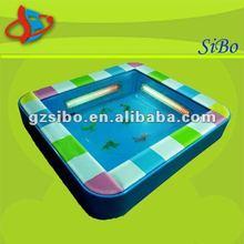GMB-D02 kids indoor play equipment water bed for sale