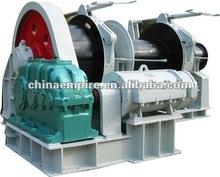 Marine hydraulic mooring winch for ships 50KN, 75KN, 100KN, 160KN, 200KN, 250KN