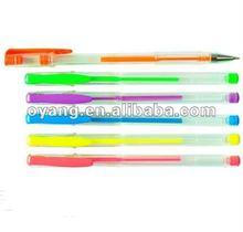 0.5 Plastic gel pen