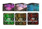 Deluxe insulation powerful color bathtubs,bath tub,massage bathtub JCS-57A with balboa system
