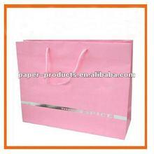 2014 fashion big bags women paper shopping bag luxury paper shopping bag