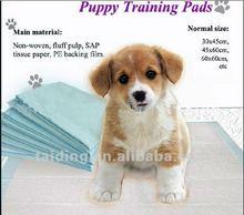 Disposable pet puppy training pads,pet pads,pet sheet