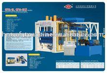 BAKING FREE BRICK MACHINE CANTON FAIR QT12-15 SEMI AUTOMATIC BLOCK MAKING MACHINE GUANGZHOU WAREHOUSE