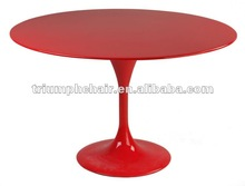 Dining table/fiberglass table/Tulip Dining Table