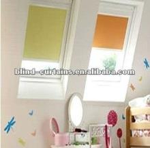 2014 classic design skylight roof window curtain