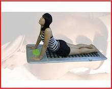 Super Infrared Jade sauna Yoga Mat