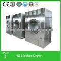 Roupas profissionais máquina de secar roupa, máquina de lavanderia 15kg