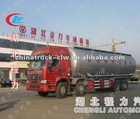 SINOTRUCK Bulk price cement powder delivery truck load
