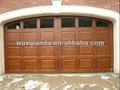Holz/holz suchen automatische stahl garagentor-- ce und ISO Zertifikat