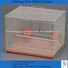 Bird breeding cage, bird netting