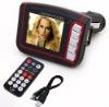 Hot Sale popular Cheap 1.8 car mp4 Player FM Transmitter SD/MMC