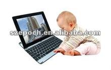 Keyboard Bluetooth Keyboard Aluminum case For Apple Ipad 1 2 3
