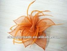 Head tie/ fascinators hats/flower headwear