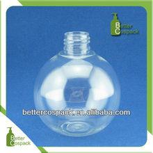 250ml ball round PET bottle for hand washing