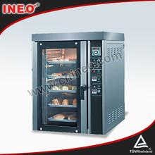 12 vassoi elettrico a convezione forno in stile macchina/prezzo del forno torta/prezzo di forno per il pane