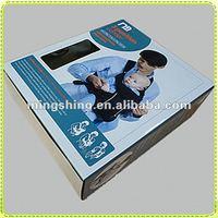 paper corrugated box templates