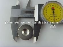 countersunk furniture magnet