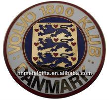 Custom car emblem metal badge logo