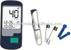 Glucometer PC-Link No Coding Fast With USB Test Medical Blood Sugar Testing Equipment/glucometer