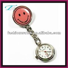 2013 shenzhen china FOB Nurse day gift doctor smile waterproof watches for nurses