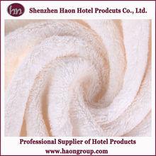 hotel microfiber bath towel branded with logo