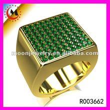 OPAL WEDDING RINGS ,HOT FINGER RING,TOP DESIGNER JEWELLERY RING MINI PUNK GREEN ZIRCON BAND RING MEN THUMB RING WHOLESALE EBAY