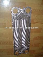 heat exchanger plate steel
