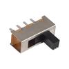 4 pin 1p3t slide switch