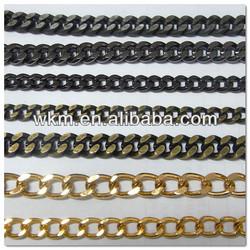 fashion metal luggage handle parts