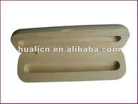 Single Pen Packaging Wooden Pen Case