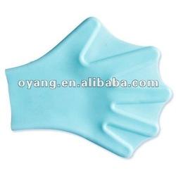 2012 Silicone Swimming Glove
