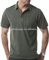 custom newest style 100%cotton design men shirt in plus size shirts