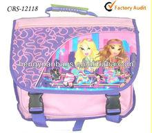 2015 cheap messenger school bag
