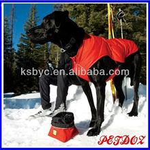 Winter dog coat 2012