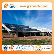 Aluminum profile for solar panel best price power 100w solar panel