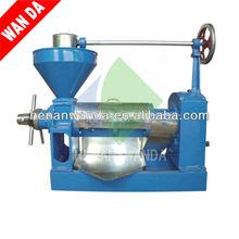 advanced henan wanda 6YL-120 Macadamia oil press with long service lifespan and easy operate