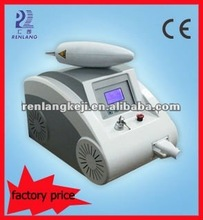 portable q switched nd yag laser for quick tattoo removal