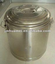 Hotsale stainless steel heat preservation dinner barrel