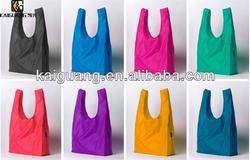 Best Big Baggu Eco Reusable Shopping Tote Bag Environmentally Friendly Go Green!