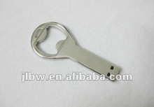 fancy new idea for gift Metal Bottle Opener with USB Drive 8GB Real Capacity