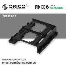 ORICO BRP525-2S Internal CD-ROM space 2.5''&3.5'' hard disk plastic mobile rack