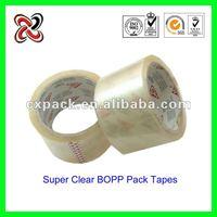 BOPP Carton Adhesive Tapes Hotmelt