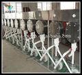 Manpower poupança de custos e consumo 100kw por hora de processamento de batata máquina/espiral de batata máquina de corte