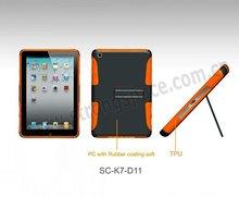 TPU cover for ipad mini case manufacturer