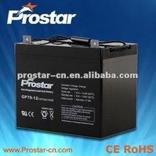 rechargeable 12v4ah storage battery/vrla lead acid battery/solar exide batery