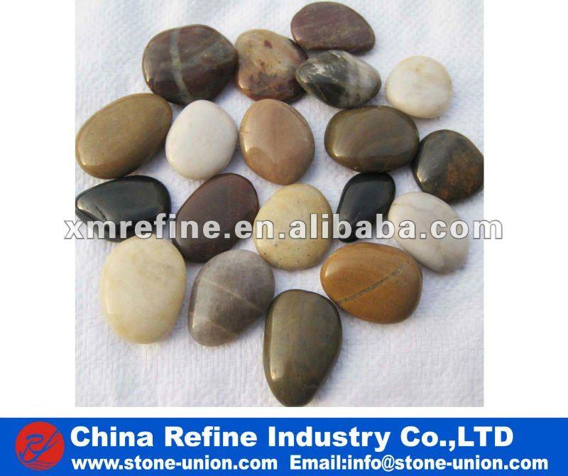 natural de piedra de canto rodado