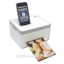Mini portable photo printer,plastic housing for bluetooth photo printer,Android photo printer for home use