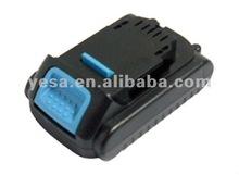 Power tool battery for Dewalt DCB120 12V 1.5AH Li-ion