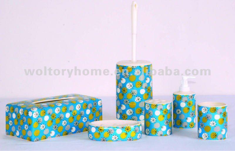 Set De Baño Mayorista: de baño / shenzhen mayorista de moda hogar accesorios de baño set